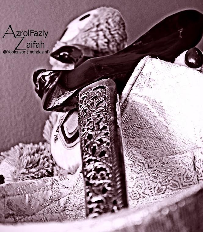 Fazly and Zaifah wedding