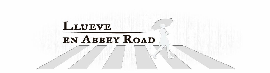 Llueve en Abbey Road