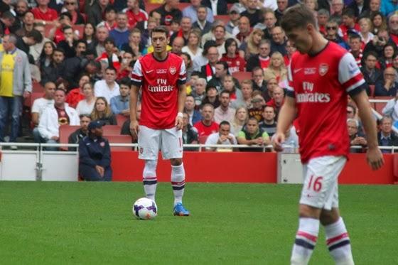 Prediksi Arsenal vs West Ham � Liga Inggris 16 April 2014