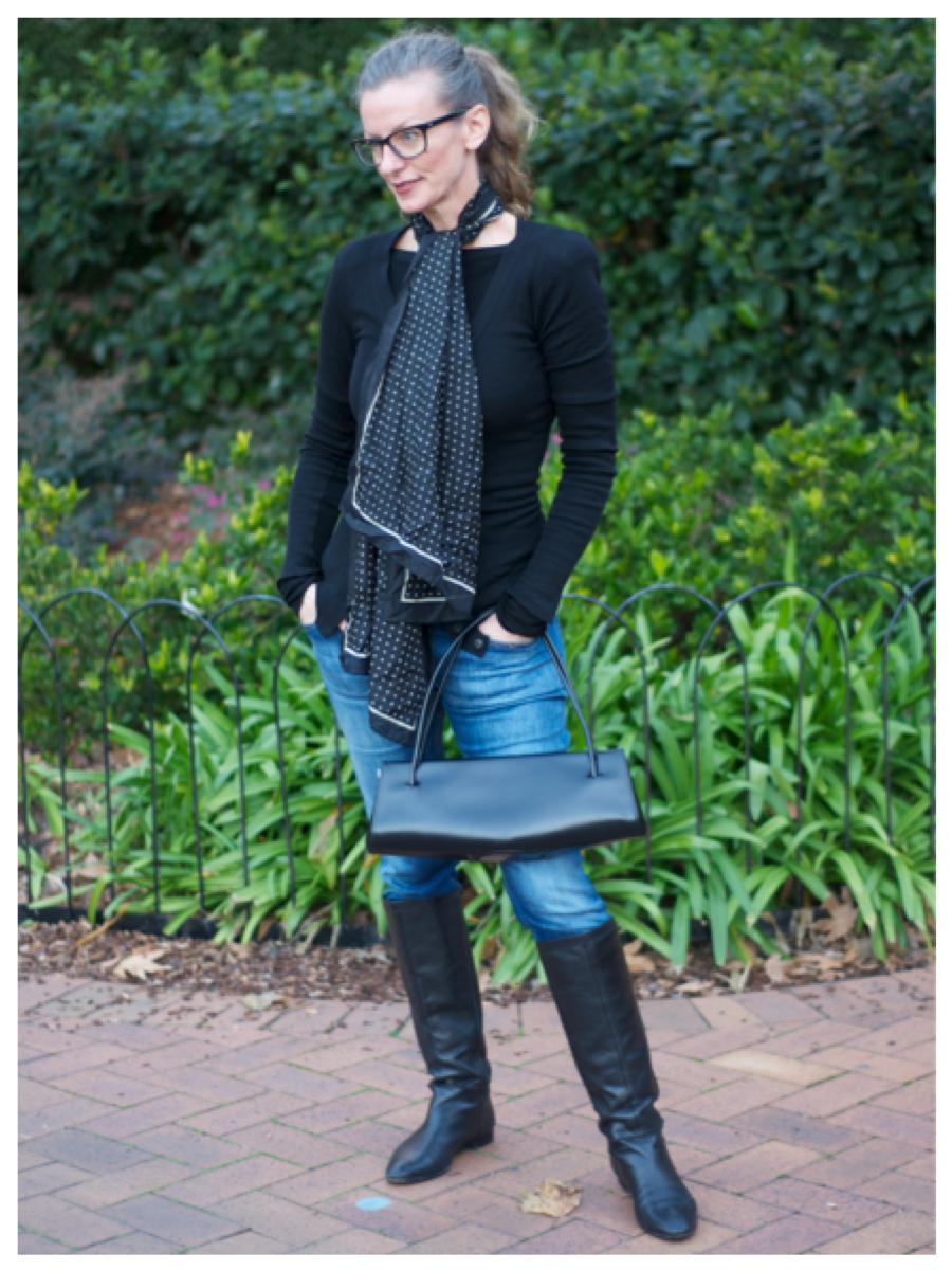 Beautiful Over The Knee Boots For Women Over 40 - Cyndi Spivey