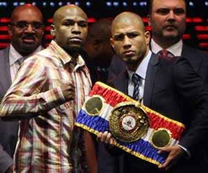 ayweather vs Cotto