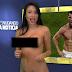 Kerana Christiano Ronaldo, Pengacara BerEHEM!! Di TV ! Apa Sudah Jadi