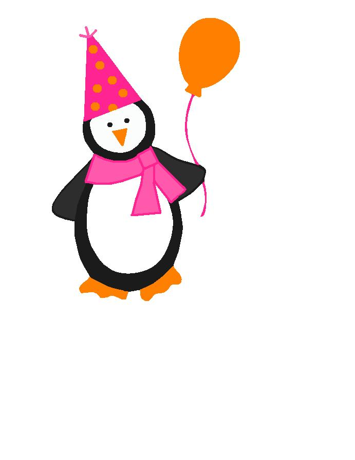 Displaying (16) Gallery Images For Birthday Penguin...