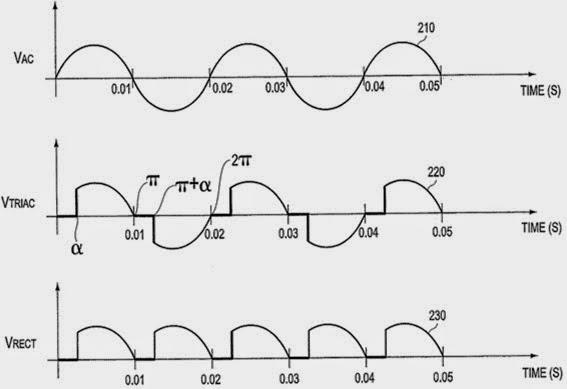 electrical simplified  speed regulator  triac