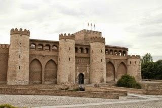La Aljafería, Palacio de la Alegría.