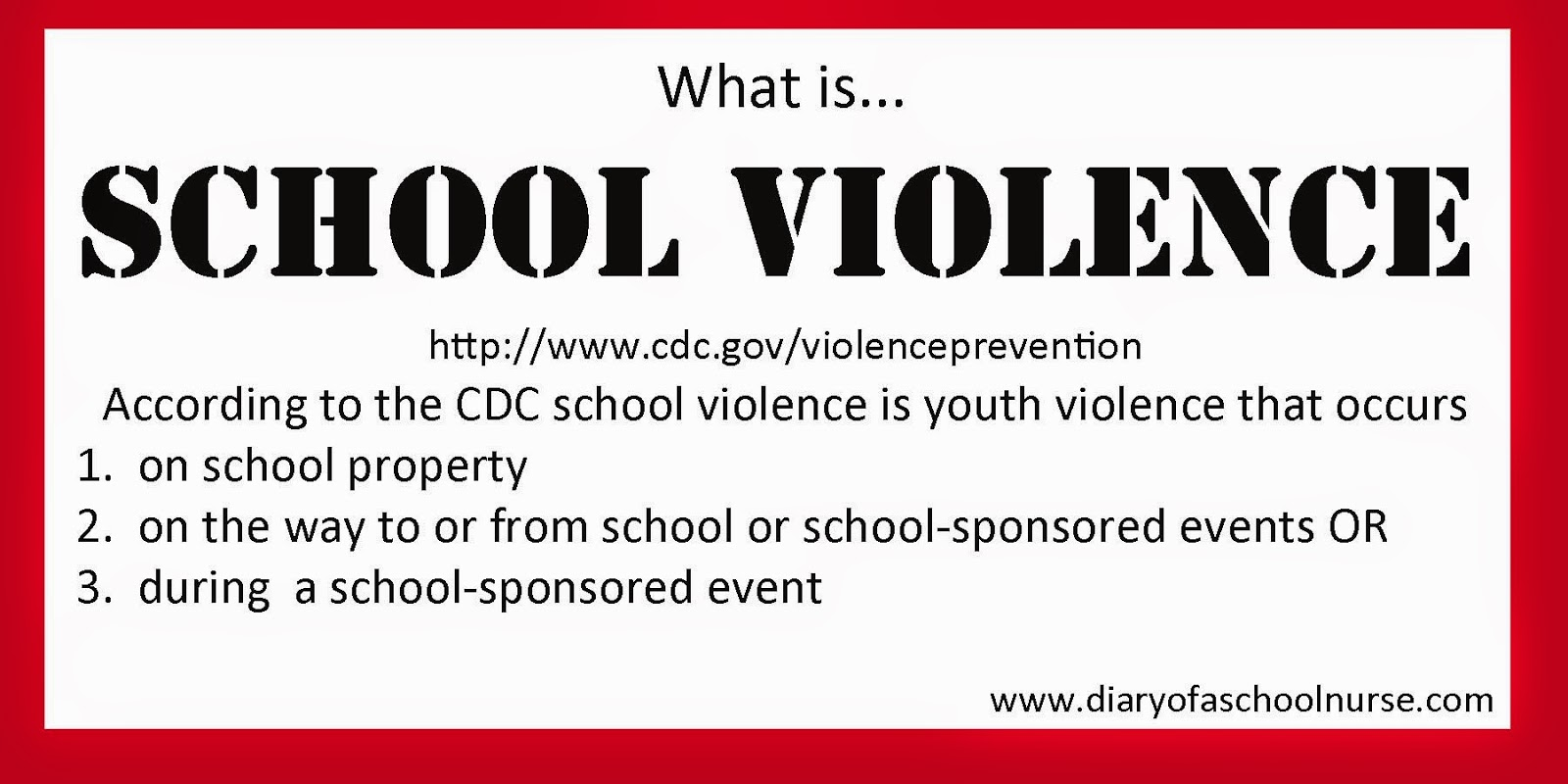 violence in schools is a serious problem Sexual harassment and violence in south african schools of girls is a serious problem in many of our schools south african journal of education.