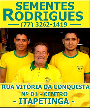 SEMENTES RODRIGUES: A CASA DO PRODUTOR RURAL!