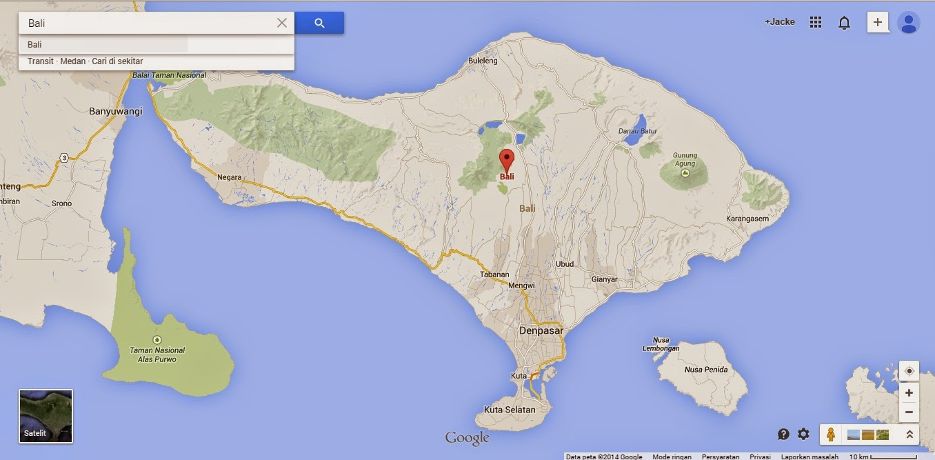 Google Street Indonesia
