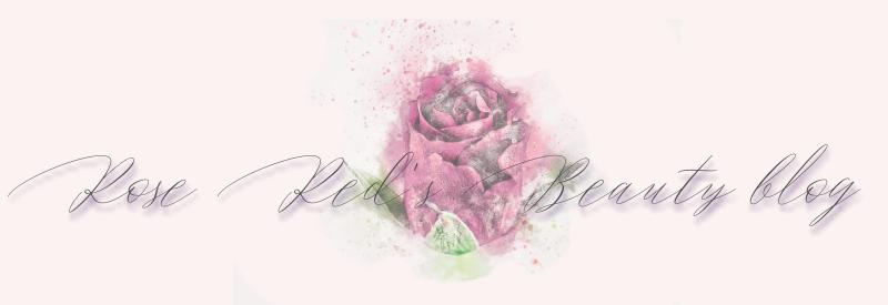 RoseRed's Beauty Blog