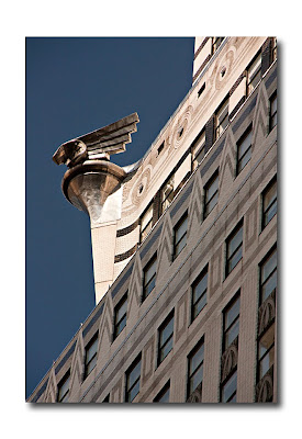 Chrysler Building Radiator Cap Gargoyle Racing Cars
