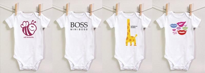 Prodej dětského oblečení