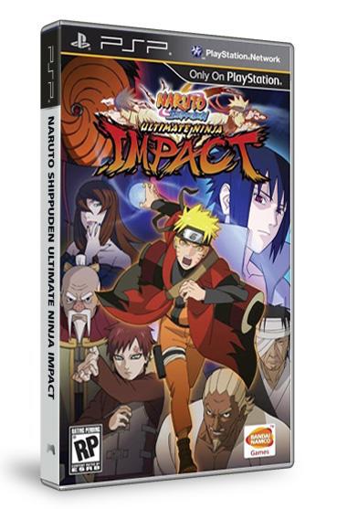 Naruto Shippuden Ultimate Ninja Impact [EUR- Español][FIX][RIP - 535 MB][FLS - 1 Link