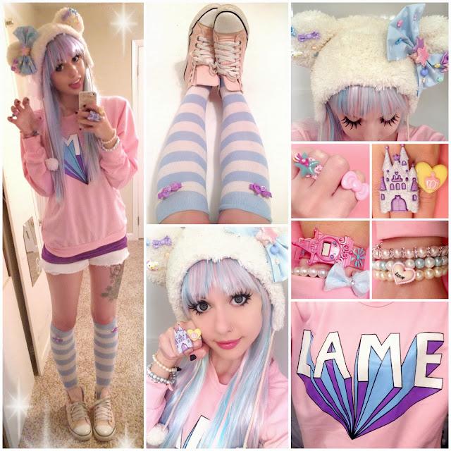 Alexa S Style Blog Lame Kawaii Daily Style Post U