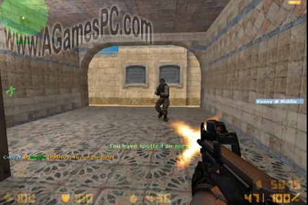 [CS: CS] Counter Strike Condition Zero 2 Shooting Game Download-www.agamespc.com