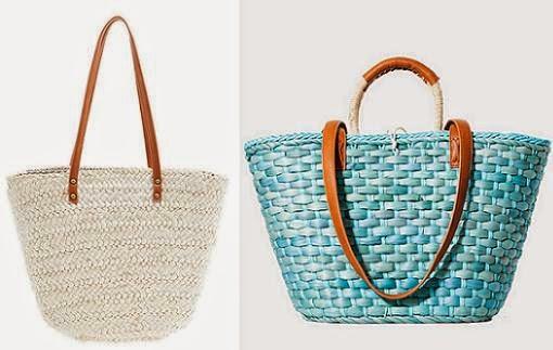 bolsos de playa 2014 oysho
