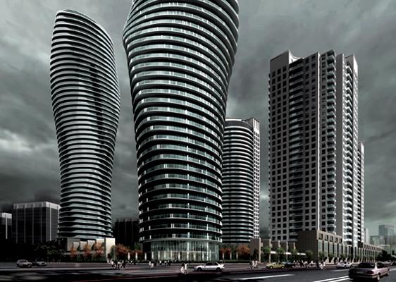En madrid nadie se aburre la arquitectura de ma yansong for Arquitectura 20 madrid