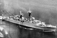 Type 61 Salisbury class frigate