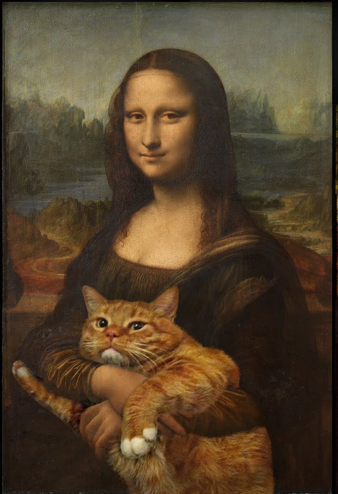 A Finest Masterpiece Of Mona Lisa Painting