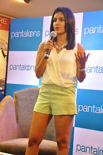 Priya Anand  Pictures in Shorts at Pantaloons Store Launch  10