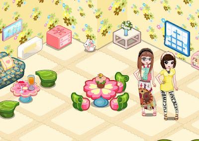 puedes decorar esta casa de las flores con lindos muebles y detalles floridos y alegres puedes disear el bao el saln la cocina etc y hacer muy