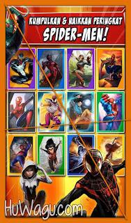Spider-Man Unlimited 1.8.1b Mod APK + DATA (Mega Mod)