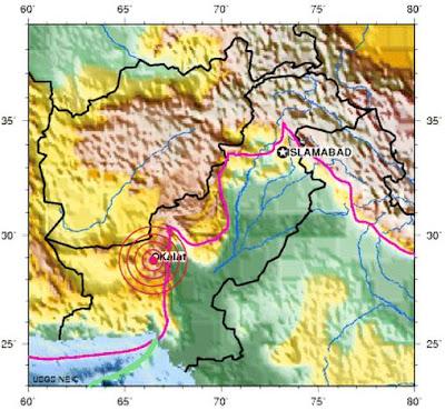 pakistan earthquake 2012 march 28