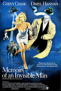 Watch Memoirs of an Invisible Man (1992) movie free online
