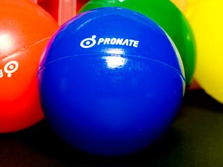 カラーボールに印刷