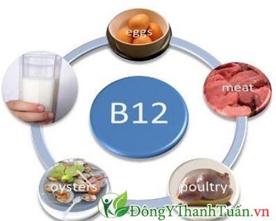 Bổ sung vitamin B12 để chữa viêm lợi cho bà bầu hiệu quả