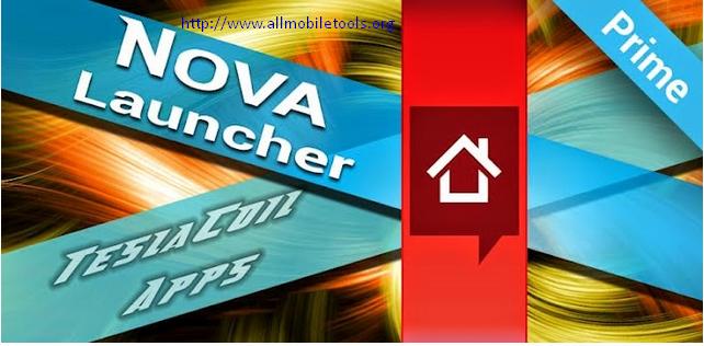 Nova Launcher Prime Latest Version V3.3 Full Apk For Android Free Download