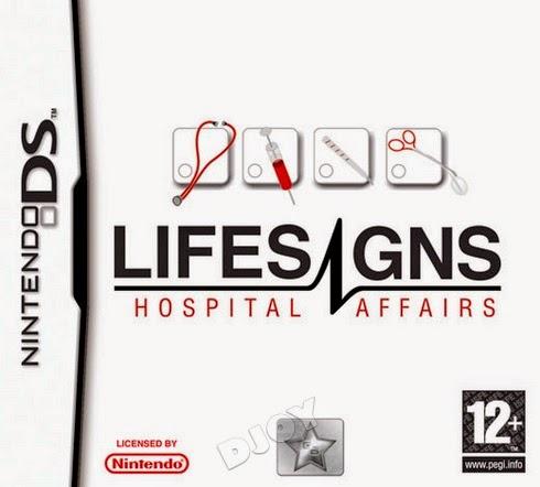 LifeSigns – Hospital Affairs (Español) (Nintendo DS)