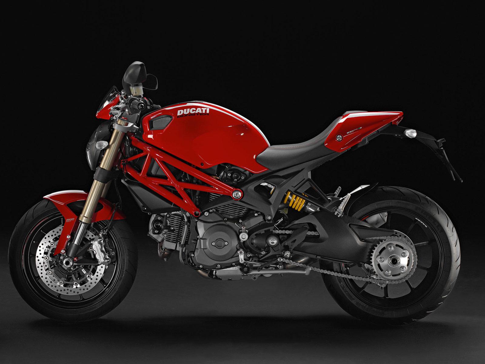2013 Ducati ... Ducati Monster 1100