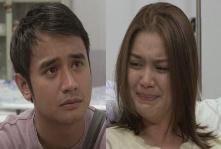 JM De Guzman and Nadine Samonte in MMK