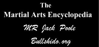 <b>The Martial Arts Encyclopedia.</b>