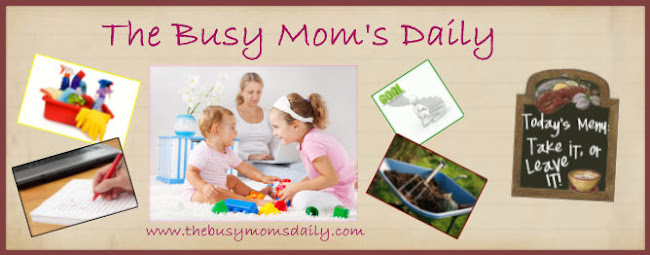 The Busy Mom&#39;s Daily