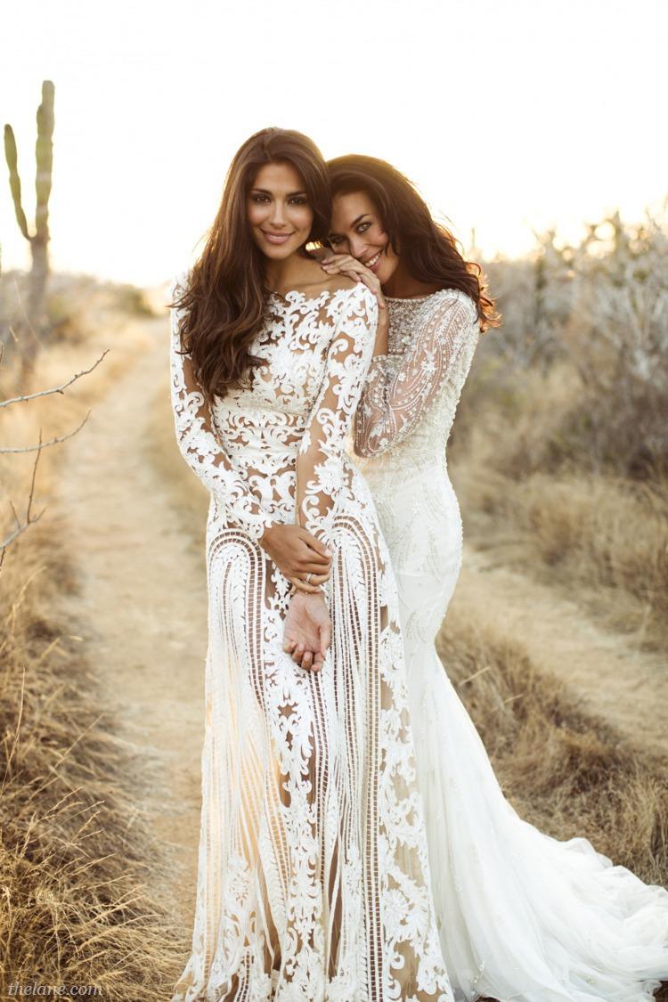 Vestidos de boda de Michael Christopher