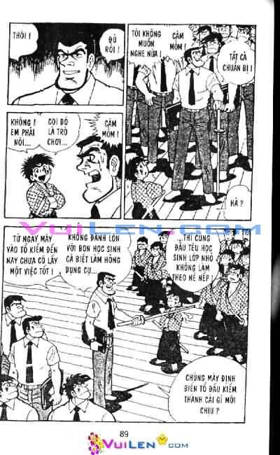 Siêu quậy Teppi chap 6 - Trang 90