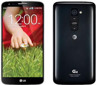 AT & T LG D800 G2