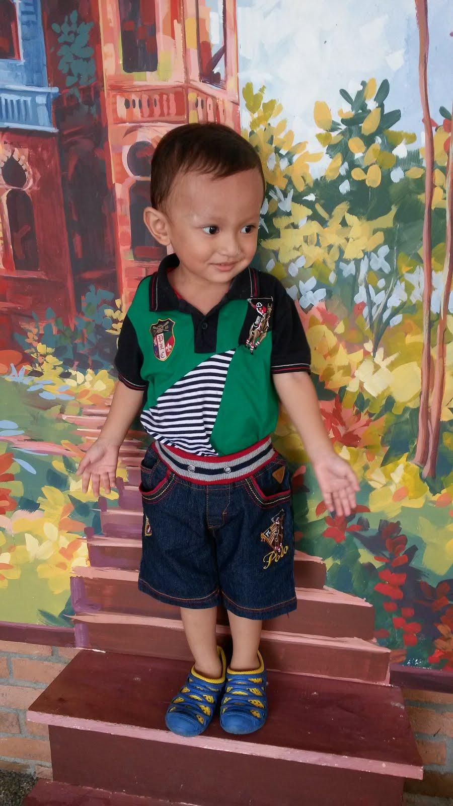 Syed Azad 2 Tahun