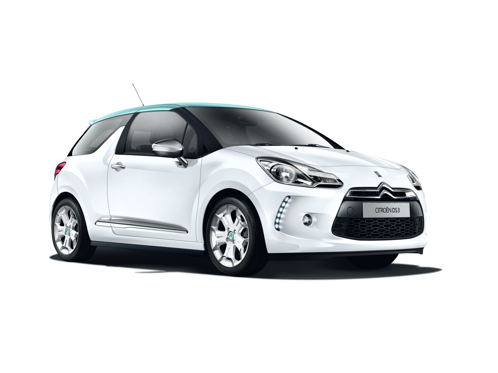 2010 Citroen DS3 Pictures