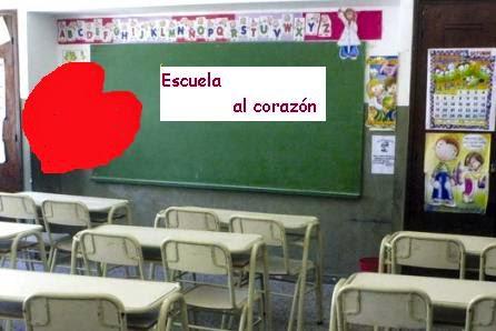 Escuela al Corazón