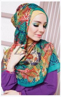 Model Hijab Modern Zoya