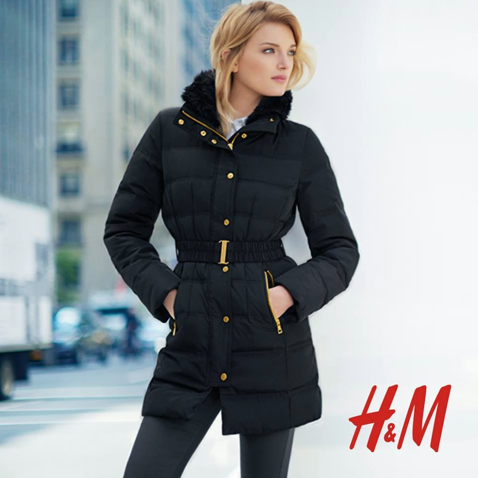 New Range Of Winter Outwears For Western Ladies By H&M From 2015