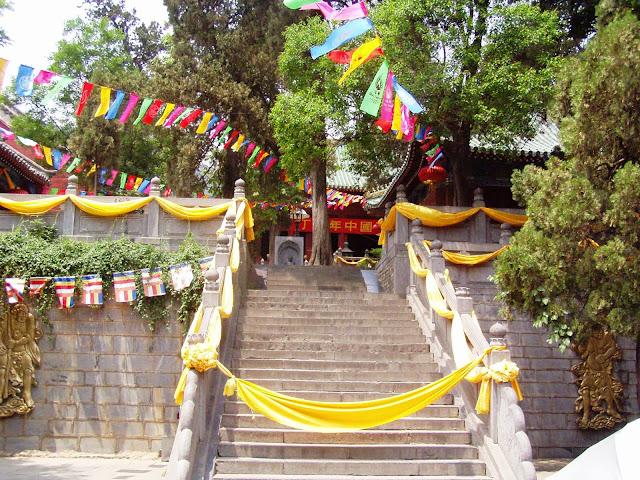 Shaolin Temple Dengfeng