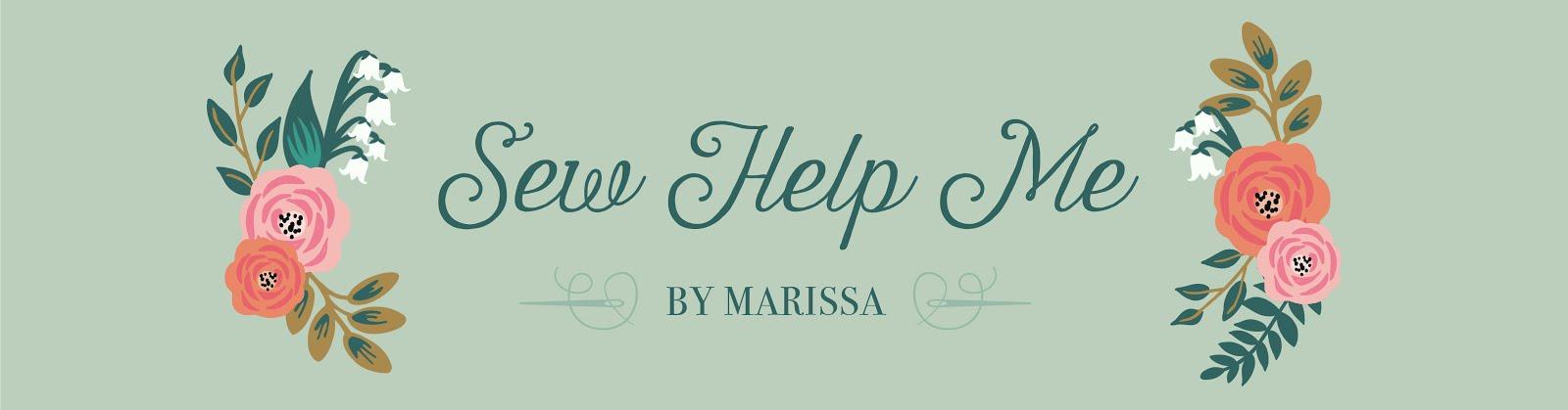 Sew Help Me