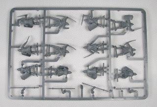 Wypraska figurek wojowników z Minas Tirith Władca Pierścieni Gondor Gry Strategiczne w Śródziemiu, allegro