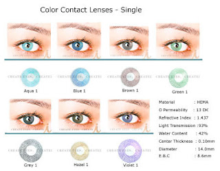 Do they make colored contacts for people with astigmatism