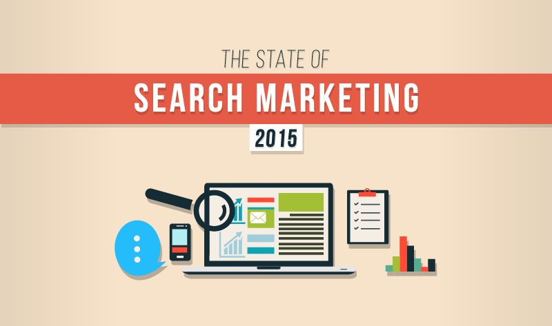 What is the state of search marketing in 2015? Well, it is incredibly important to factor in your industry and location when targeting organic or paid search exposure. However, don;t overlook or disregard the significance of branded and unbranded terms, desktop and mobile search as well as ranking factors (mentioned in this infographic).