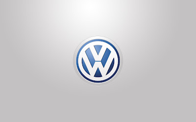 Minimal Volkswagen Logo Simple HD Car Wallpaper