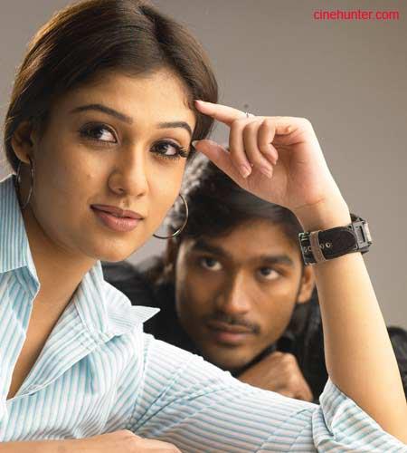 Dhanush & Nayanthara 1